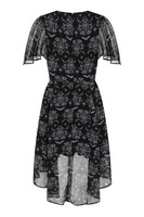 40189 HELL BUNNY LOST WHISPERS DRESS