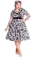 4420  Honor dress, plus size