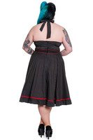 4114 Vanity dress, plus size