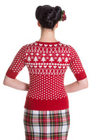 6466 Katherine Jumper, red