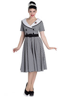 4570 HELL BUNNY Lady Bird dress, KOKO S
