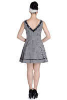 4569 Ladybird mini dress