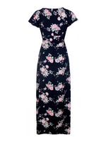 COLLECTIF Michelle Summer Floral maxi dress