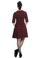 4614 HELL BUNNY Kiss Me Deadly dress