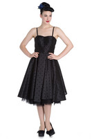 4560 Isabella Prom dress, blk