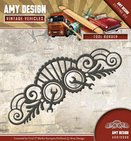 Amy Design: Tool Border  -stanssi
