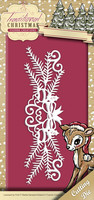 Yvonne Creations: Holiday Garland  -stanssi