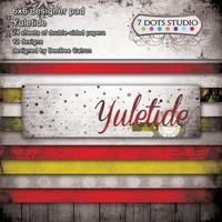 7Dots Studio: Yuletide 6x6 - paperikokoelma