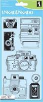 Inkadinkado: Cameras  - kirkas leimasinsetti