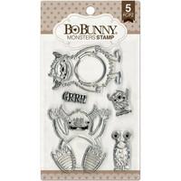 Bo Bunny: Monsters - kirkas leimasinsetti