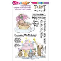 Stampendous: Mice Wishes - kirkas leimasinsetti