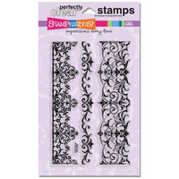 Stampendous: Elegant Borders - kirkas leimasinsetti