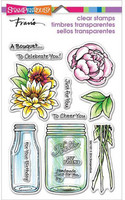 Stampendous: Bouquet For You - kirkas leimasinsetti