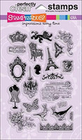 Stampendous: Charm Collection - kirkas leimasinsetti