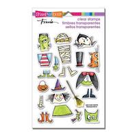 Stampendous: Costume Stack - kirkas leimasinsetti