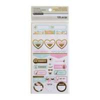 Recollections Planner Stickers:  Uptown Chic Appointment - tarrapakkaus