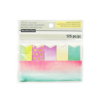 Recollections Sticky Notes: Watercolor Page Flags 2