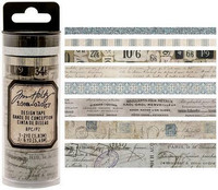 Tim Holtz Design Tape: French