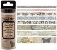 Tim Holtz Design Tape: Butterfly