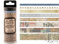 Tim Holtz Design Tape: Journey
