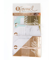 Teresa Collins B Journal  Tags & Envelopes