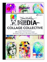 VARATTU SK  Dina Wakley Media Collage Collective