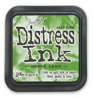 Distress Ink: Mowed Lawn -mustetyyny