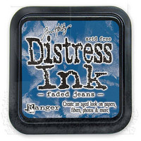 Distress Ink: Faded Jeans -mustetyyny