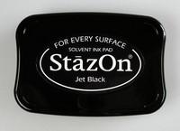 Stazon: Jet Black -mustetyyny