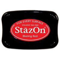 Stazon: Blazing Red -mustetyyny