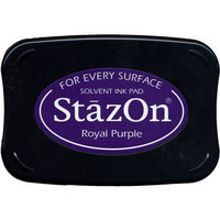 Stazon: Royal Purple -mustetyyny