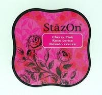 Stazon Midi: Cherry Pink -mustetyyny