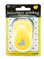 DP Craft : Bunny 2,5 cm  - kuviolävistäjä