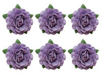 Scrapberry: Tea Roses Purple - kukkapakkaus