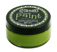 Dylusions Paint 59ml - Chopped Pesto