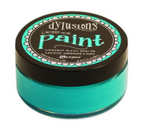 Dylusions Paint 59ml - Calypso Teal