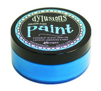 Dylusions Paint 59ml - London Blue