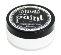 Dylusions Paint 59ml - White Linen