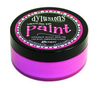 Dylusions Paint 59ml - Bubblegum Pink