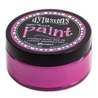 Dylusions Paint 59ml - Funky Fuchsia