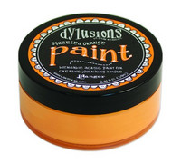 Dylusions Paint 59ml - Squeezed Orange