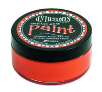 Dylusions Paint 59ml - Tangerine Dream