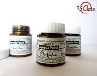 13arts Ayeeda Paint: Metallic Old Gold 25 ml