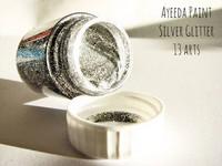 13arts Ayeeda Paint: Silver Glitter 22 ml