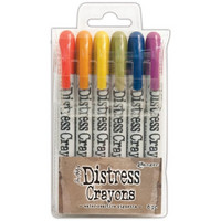 Distress Crayons 2