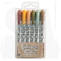 Distress Crayons 10