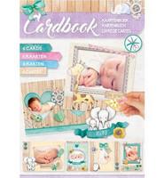 Baby A4  - korttikuvavihko