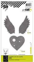 Artcut: Heart & Wings