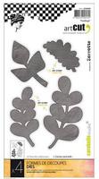 Artcut: Leaves by Zorrotte