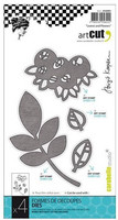 Artcut: Flowers & Leaves by Birgit Koopsen